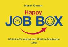 Horst Conen: Happy Job-Box, Diverse