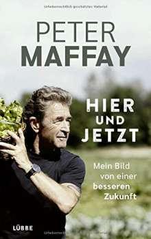 Peter Maffay: Hier und Jetzt, Buch