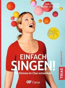 Christian Larsen: Einfach singen!, Buch