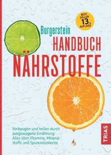 Uli P. Burgerstein: Handbuch Nährstoffe, Buch