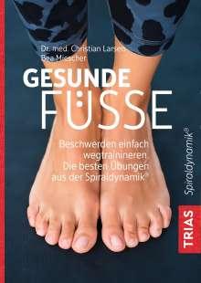 Christian Larsen: Gesunde Füße, Buch