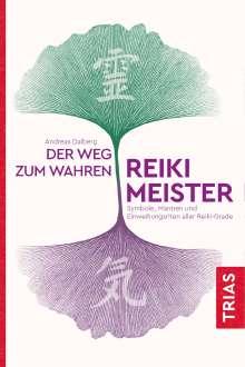 Andreas Dalberg: Der Weg zum wahren Reiki-Meister, Buch