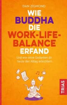 Dan Zigmond: Wie Buddha die Work-Life-Balance erfand, Buch