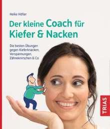 Heike Höfler: Der kleine Coach für Kiefer & Nacken, Buch