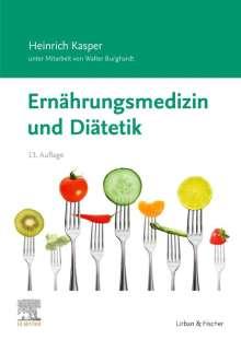 Heinrich Kasper: Ernährungsmedizin und Diätetik, Buch