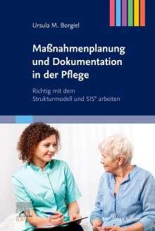 Ursula M. Borgiel: Maßnahmenplanung und Dokumentation in der Pflege, Buch