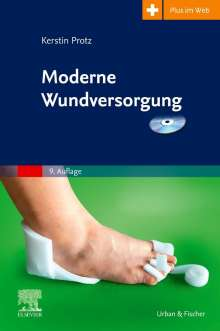 Kerstin Protz: Moderne Wundversorgung, Buch