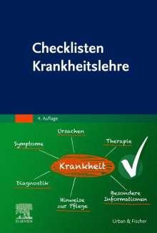 Checklisten Krankheitslehre, Buch