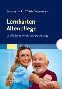 Susanne Lunk: Lernkarten Altenpflege, Diverse