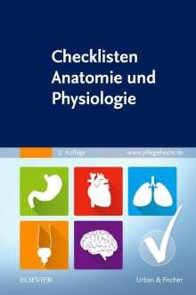 Checklisten Anatomie und Physiologie, Buch