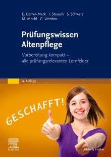 Elfriede Derrer-Merk: Prüfungswissen Altenpflege, Buch