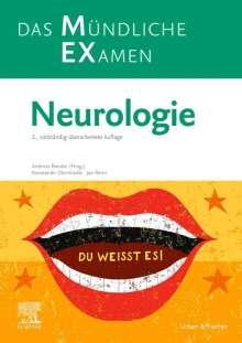 Konstantin Dimitriadis: MEX Das Mündliche Examen - Neurologie, Buch