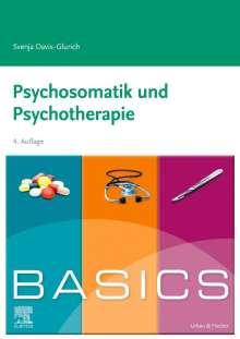 Svenja Davis-Glurich: BASICS Psychosomatik und Psychotherapie, Buch