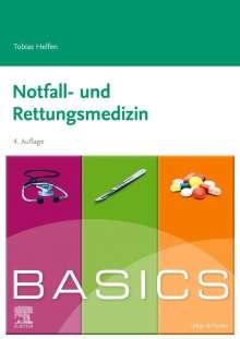 Tobias Helfen: BASICS Notfall- und Rettungsmedizin, Buch