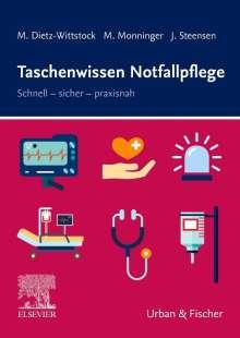 Margot Dietz-Wittstock: Taschenwissen Notfallpflege, Buch