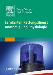 Thomas Semmel: Lernkarten Rettungsdienst, Diverse