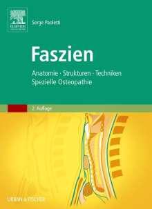 Serge Paoletti: Faszien, Buch