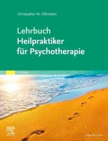 Christopher Ofenstein: Lehrbuch Heilpraktiker für Psychotherapie, Buch