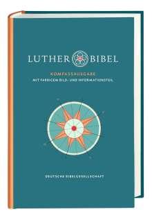 Lutherbibel revidiert 2017. Kompass-Ausgabe, Buch