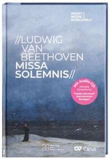 Hans-Joachim Hinrichsen: Ludwig van Beethoven, Missa Solemnis., Buch