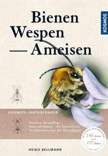 Heiko Bellmann: Bienen, Wespen, Ameisen, Buch