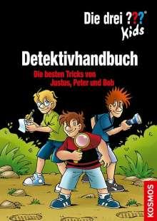 Ulf Blanck: Die drei ??? Kids Detektivhandbuch (drei Fragezeichen), Buch