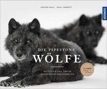 Günther Bloch: Die Pipestone-Wölfe, Buch
