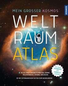 Justina Engelmann: Mein großer Kosmos Weltraumatlas, Buch