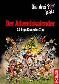 Ulf Blanck: Die drei ??? Kids. Der Adventskalender (drei Fragezeichen), Buch