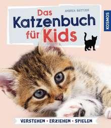 Andrea Böttjer: Das Katzenbuch für Kids, Buch