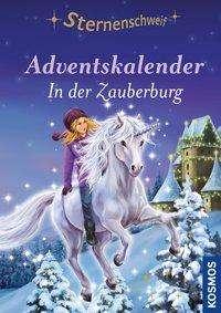 Linda Chapman: Sternenschweif  Adventskalender. In der Zauberburg, Buch