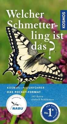 Wolfgang Dreyer: Welcher Schmetterling ist das?, Buch