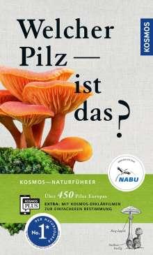 Andreas Gminder: Welcher Pilz ist das?, Buch