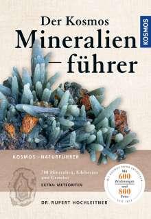 Rupert Hochleitner: Der Kosmos Mineralienführer, Buch