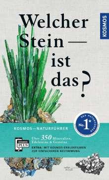Rupert Hochleitner: Welcher Stein ist das?, Buch