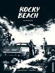 Christopher Tauber: Rocky Beach, Buch