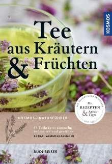 Rudi Beiser: Tee aus Kräutern und Früchten, Buch