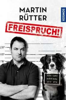 Martin Rütter: Freispruch, Buch