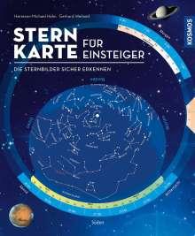Hermann-Michael Hahn: Sternkarte für Einsteiger, Diverse