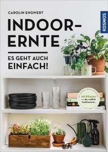 Carolin Engwert: Indoor-Ernte, Buch
