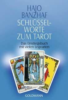 Hajo Banzhaf: Schlüsselworte zum Tarot, Buch