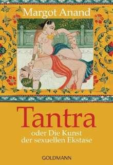 Margo Anand: Tantra oder Die Kunst der sexuellen Ekstase, Buch