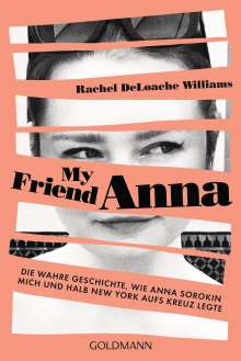 Rachel Deloache Williams: My friend Anna, Buch