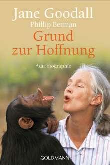 Jane Goodall: Grund zur Hoffnung, Buch