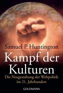 Samuel P. Huntington: Kampf der Kulturen, Buch