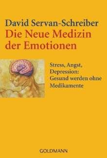 David Servan-Schreiber: Die Neue Medizin der Emotionen, Buch
