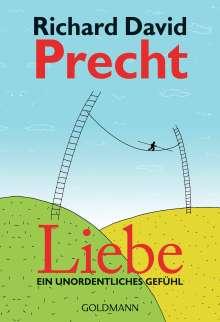 Richard David Precht: Liebe, Buch