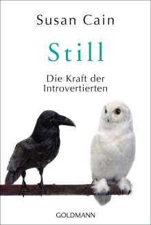 Susan Cain: Still, Buch
