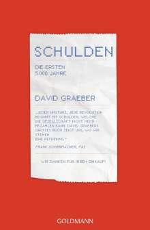 David Graeber: Schulden. Die ersten 5000 Jahre, Buch