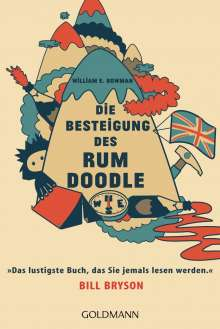 William E. Bowman: Die Besteigung des Rum Doodle, Buch